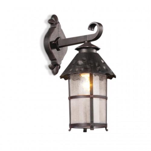 2313/1W ODL12 717 коричневый Уличный настен светильник IP44 E27 60W 220V LUMI