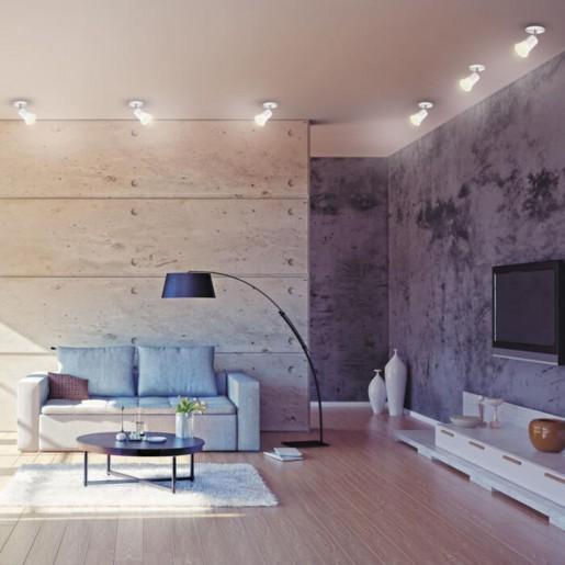 357457 NT18 073 матовый белый Встраиваемый светильник IP20 LED 3000K 10W 100-240V SOLO