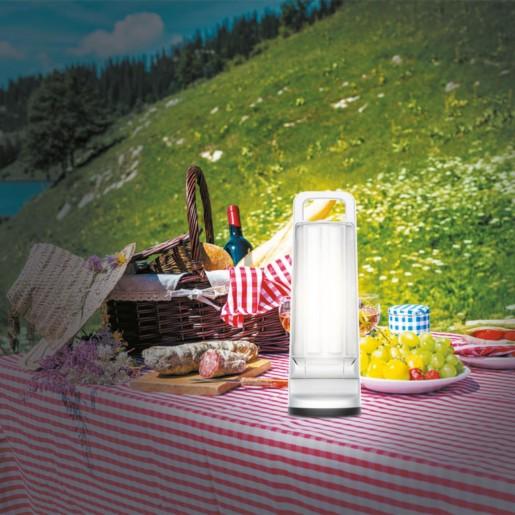 357436 NT18 178 белый Ландшафтный светильник IP52 LED 3000K 8W SMD2835 220-240V TRIP