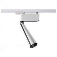 357863 NT18 056 белый/черный Трековый светильник IP20 LED 3000К 23W 220-240V ZEUS