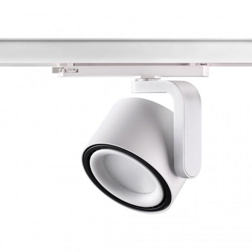 358175 NT19 019 белый/черный Трехфазный трековый светодиодный светильник IP20 LED 4000K 30W 100-240V