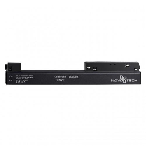 358559 DRIVE NT21 000 черный Драйвер IP20 200W 48V FLUM