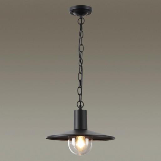 4833/1 NATURE ODL21 565 черный/стекло Ландшафтный светильник-подвес E27 1*40W IP44 FURCADIA