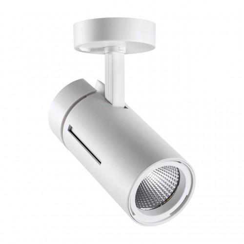 358598 OVER NT21 000 белый Светильник накладной светодиодный IP20 LED 4000K 30W 175-245V DEP