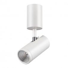 357467 NT18 074 матовый белый Накладной светильник IP20 LED 3000K 7W 100-240V TUBO