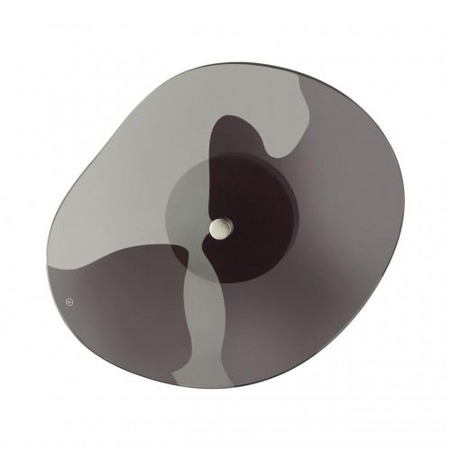 4859/5WL L-VISION ODL_EX21 никель/черный/стекло Настенный светильник LED 1*5W 4000K FLUENT