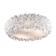 2755/6C ODL15 338 хром/декор пластик/стекло Люстра потолочная E27 6*20W 220V ESMA