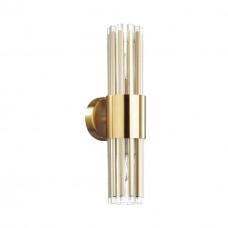 4786/2W ODL21 324 золото/металл/стекло Бра E14 2*40W VIKETA