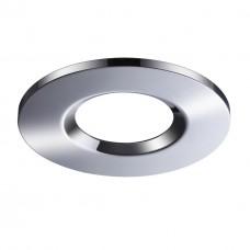 358344 NT19 000 хром Декоративное кольцо для арт. 358342 REGEN