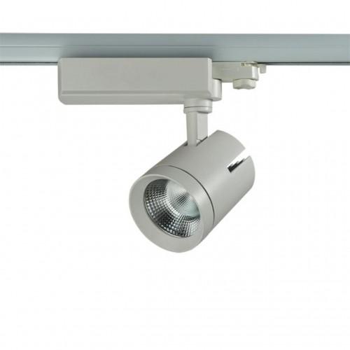 357543 NT18 055 белый Трековый светильник IP20 LED 3000K 40W 220-240V SEALS