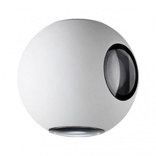 357832 NT18 166 белый Ландшафтный настенный светильник LED 3000К 4W 220-240V CALLE