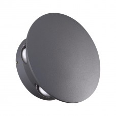 358463 STREET NT20 000 темно-серый Ландшафтный настенный светильник IP54 LED 4000K 6W 85-265V CALLE