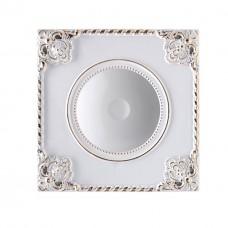 357613 NT18 141 белый/золото Встраиваемый светильник IP20 LED 3000K 7W 85-265V NOVEL