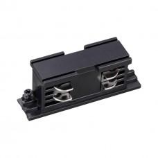 135043 NT19 012 черный Соединитель внутренний с токопроводом для трехфазного шинопровода IP20 220V