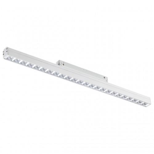 358419 SHINO NT20 000 белый Трековый светильник для низков. шинопровода IP20 LED 4000K 24W 48V FLUM