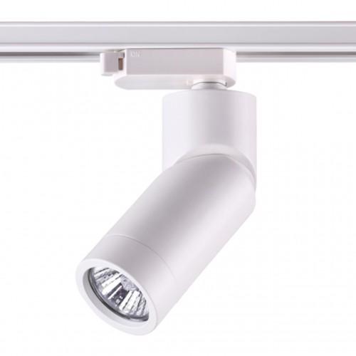 370594 NT19 097 матовый белый Трековый светильник IP20 GU10 50W 220-240V ELITE