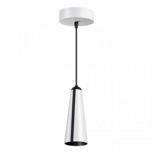 357865 NT18 056 белый/черный Накладной светильник IP20 LED 3000К 31W 220-240V ZEUS