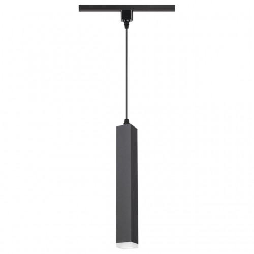 357895 NT19 069 черный Трековый светильник IP20 LED 3000K 12W 160-265V MODO