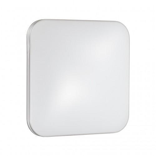 3020/DL SN 023 св-к LONA пластик LED 48Вт 3000-6000K 435х435 IP43 пульт ДУ