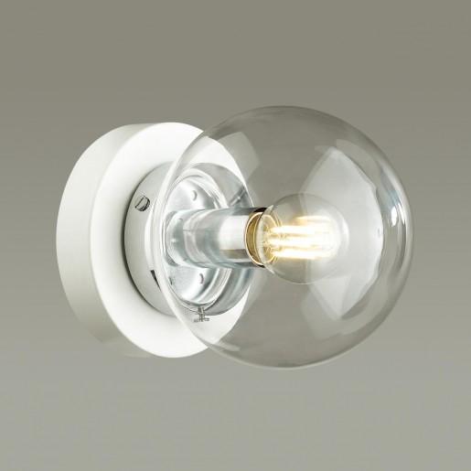 4538/1W MODERNI LN21 164 белый, хром Бра E14 40W 220V HOLLY