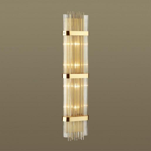 4853/6W HALL ODL_EX21 золото/стекло Настенный светильник E14 6*40W высота 1170см EMPIRE
