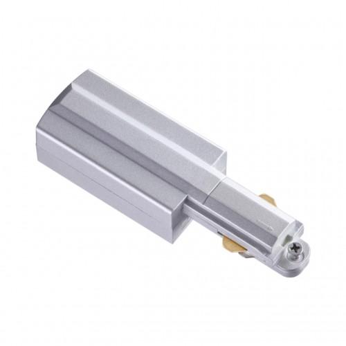 135086 NT19 016 серебро Соединитель-токопровод для однофазного шинопровода IP20 220V