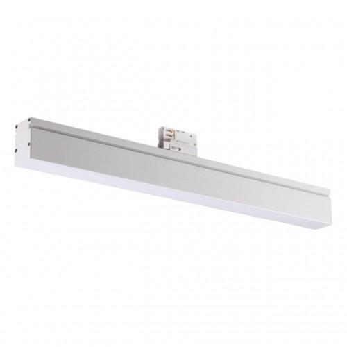 358187 NT19 021 белый Трехфазный трековый светодиодный светильник IP20 4000K 18W 100-240V ITER