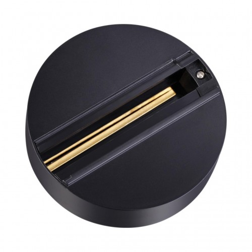 135073 NT19 013 черный Трехфазная чаша крепления для стационарной фиксации прожекторов P20 220V