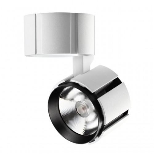 357535 NT18 060 белый Накладной светильник IP20 LED 3000K 15W 110-240V KULLE