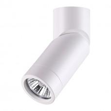 370595 NT19 097 матовый белый Накладной светильник IP20 GU10 50W 220-240V ELITE