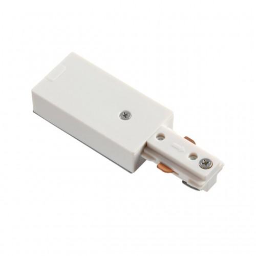 135014 NT18 015 белый Соединитель-токопровод для однофазного шинопровода IP20 220V
