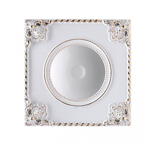 357614 NT18 141 белый/золото Встраиваемый светильник IP20 LED 3000K 9W 85-265V NOVEL