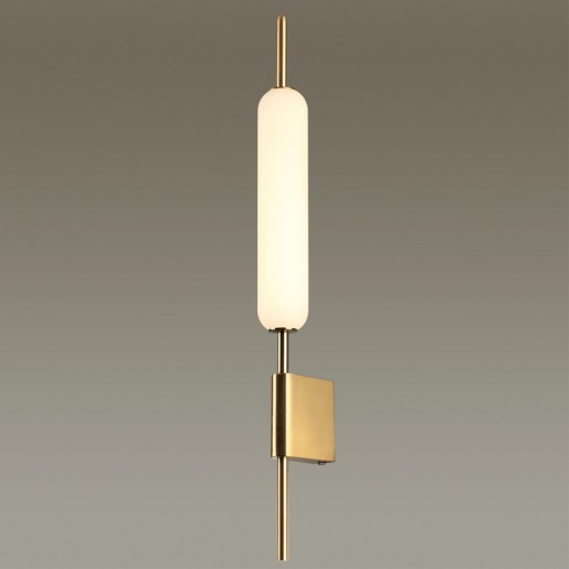 4794/12WL PENDANT ODL21 009 бронзовый/белый Бра LED 12W REEDS