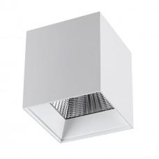 358479 OVER NT21 000 белый Светильник накладной IP20 LED 4000K 20W 200-260V RECTE