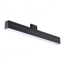 358188 NT19 021 черный Трехфазный трековый светодиодный светильник IP20 4000K 18W 100-240V ITER
