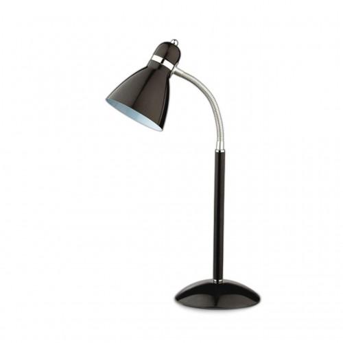 2410/1T ODL13 679 чёрный металлик Н/лампа E27 60W 220V MANSY
