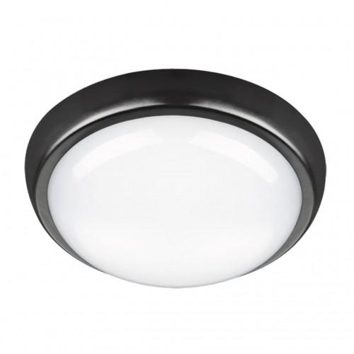 357505 NT18 173 черный Ландшафтный светильник IP54 LED 4000К 18W 220-240V OPAL