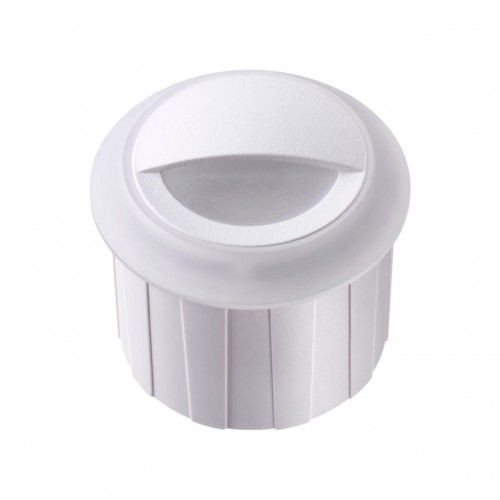 358094 NT19 165 белый Подсветка ступеней IP65 LED 4000K 3W 220V SCALA