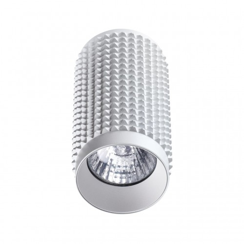 370755 OVER NT21 000 белый Светильник накладной IP20 GU10 50W 220V MAIS