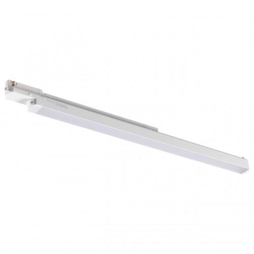 358169 NT19 021 белый Трехфазный трековый светодиодный светильник IP20 LED 4000K 20W 100-240V ITER