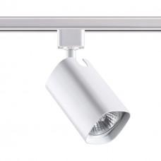 370552 NT19 103 белый Трековый светильник IP20 GU10 50W 230V GUSTO