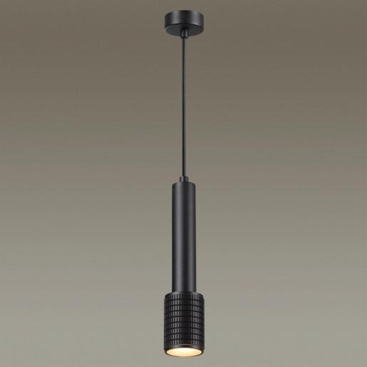 4238/1 HIGHTECH ODL22 черный/металл Подвесной светильник IP20 LED GU10 10W MEHARI