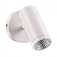 357461 NT18 074 матовый белый Накладной светильник IP20 LED 3000K 7W 100-240V TUBO