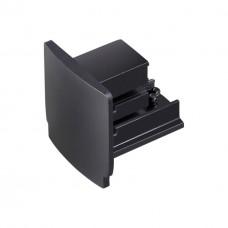 135045 NT19 012 черный Заглушка торцевая для трехфазного шинопровода IP20