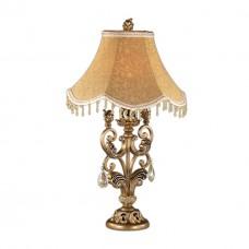 2431/1T ODL13 469 бронза/хрусталь Н/лампа E27 60W 220V PONGA