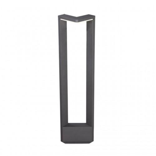 357676 NT18 150 темно-серый Ландшафтный светильник IP65 LED 3000K 20W 220-240V ROCA