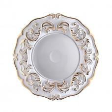 357605 NT18 141 белый/золото Встраиваемый светильник IP20 LED 3000K 7W 85-265V NOVEL