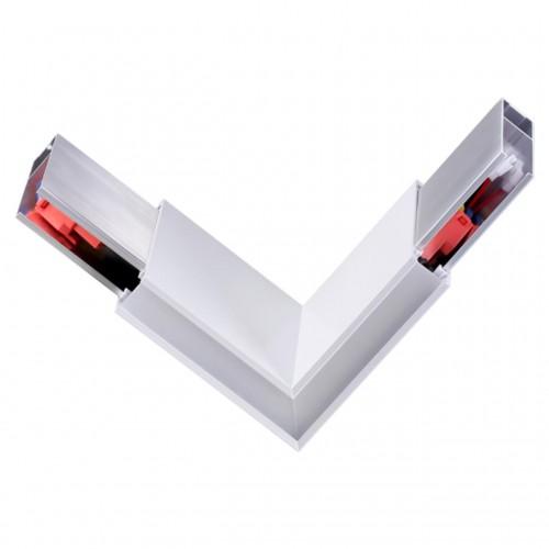 135078 NT19 050 белый Соединитель угловой токопроводящий IP20 LED 4000K 3W 220-240V ITER