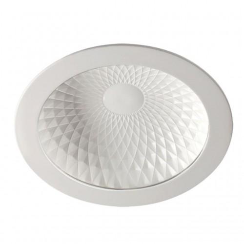 357496 NT18 141 белый Встраиваемый светильник IP20 LED 3000K 7W 85-265V GESSO