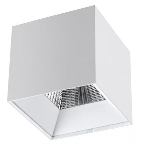 358480 OVER NT21 000 белый Светильник накладной IP20 LED 4000K 30W 200-260V RECTE